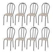 Kit 8 Cadeiras para cozinha 004 - Artefamol