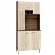 Kit Cozinha Compacta 5 Portas Jade - AJL Móveis
