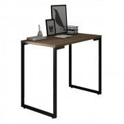 Mesa Para Computador Escrivaninha Porto 90cm Pés Metálicos - Fit Mobel