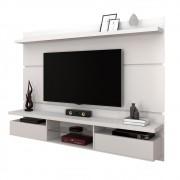 Painel Bancada Suspensa para TV até 60 Polegadas 2.2 Lívia H01 Branco - Mpozenato