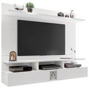 Painel Home Suspenso para TV de até 55 Polegadas Amsterdã - Móveis Leão