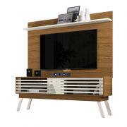 Painel Para TV Lorenzo 1.8 e Rack Bancada Frizz - Madetec