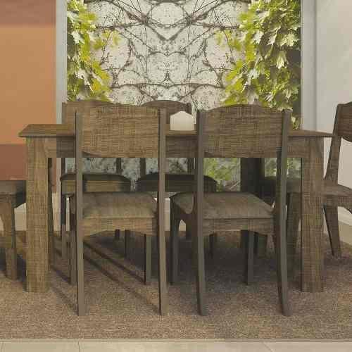 Mesa para Sala de Jantar TM23 com 180 cm - Dalla Costa