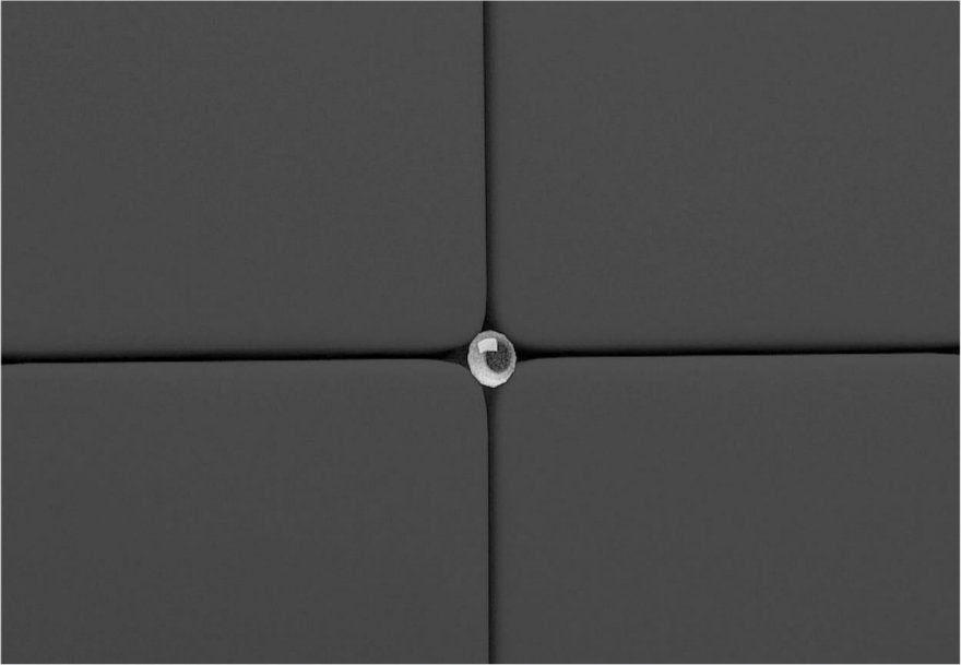 Cabeceira para Cama Box Casal 140 cm com Botões em strass Damares - Bremol