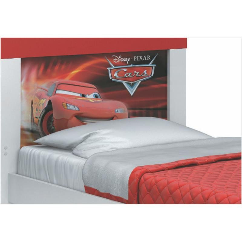 Cama Infantil Carros Happy Disney - Pura Magia