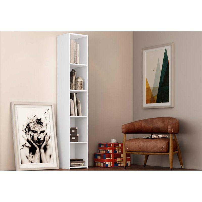 Armário para Escritório Sem Portas com Prateleiras - Art in Móveis