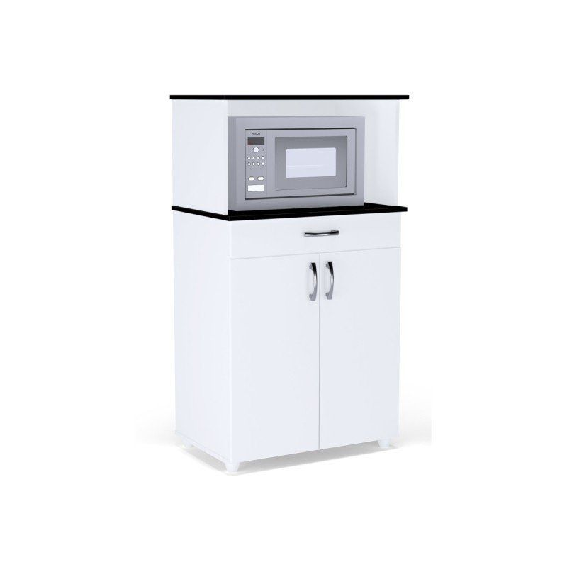 Balcão Multiuso para Cozinha 02 Portas Carina - AJL Móveis