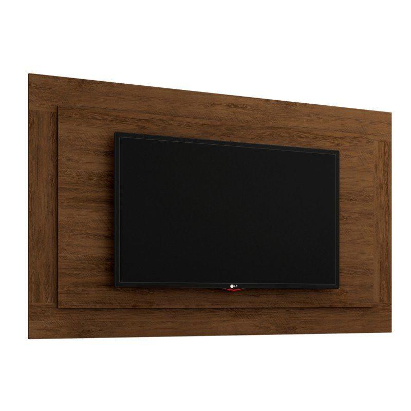 Painel para TV de até 55 Polegadas 1.8 Ônix - Móveis Leão