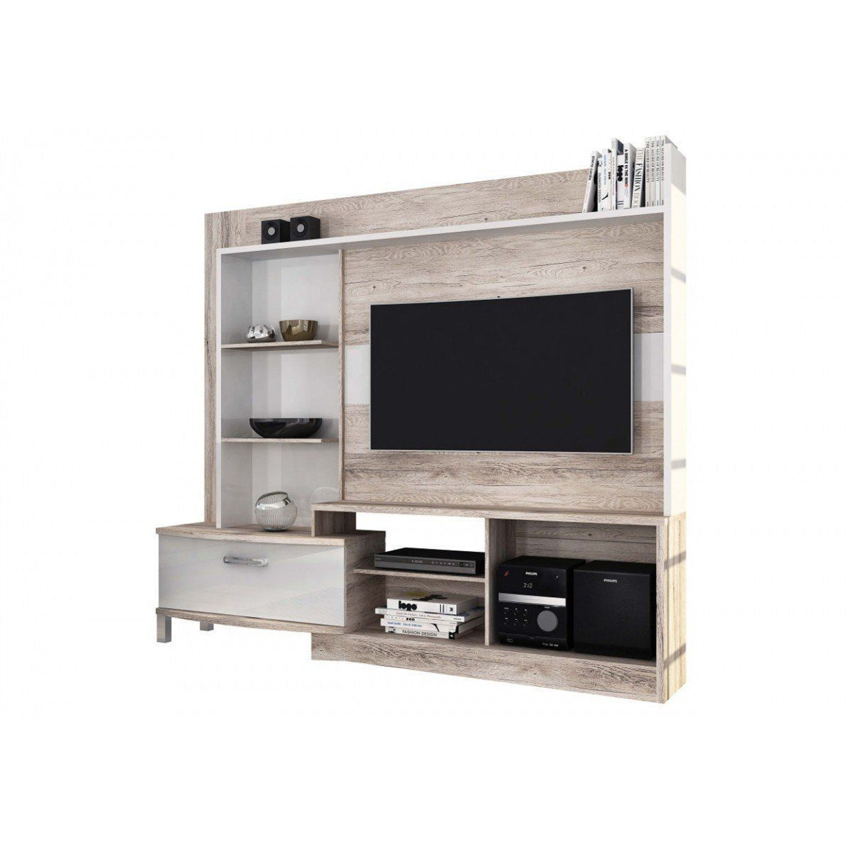 Estante New Lavínia Home Theater - Colibri