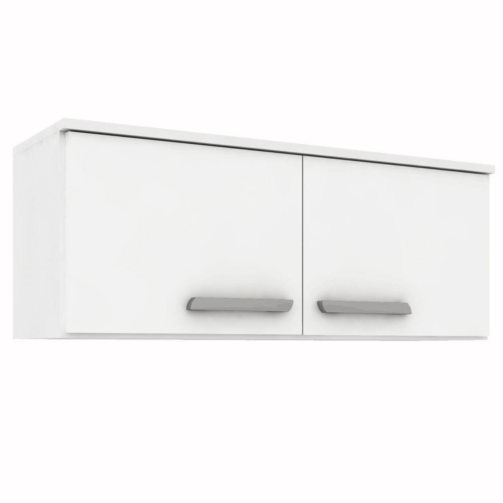 Armário de Cozinha para Geladeira 2 Portas 5606 Bruna II - Poquema