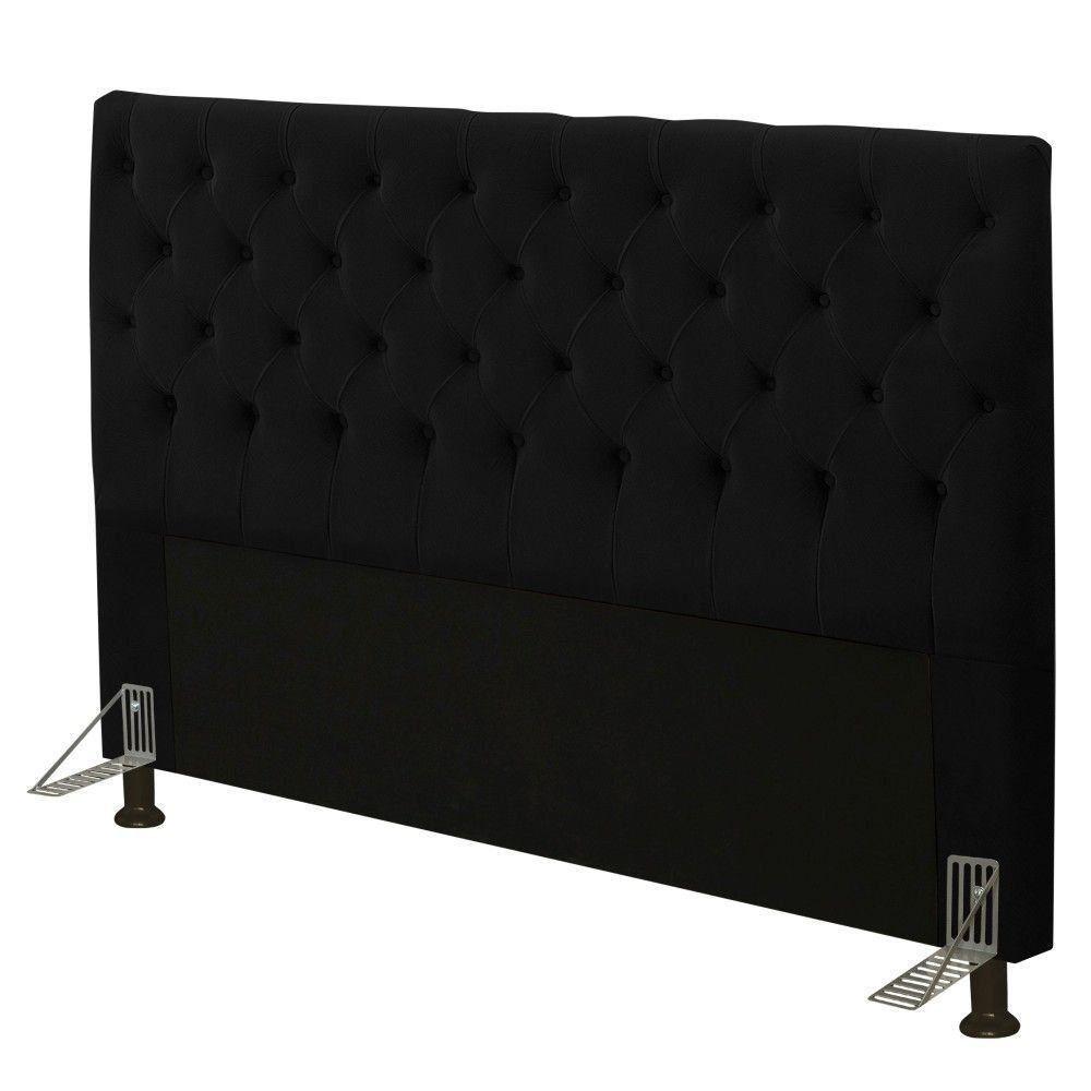 Cabeceira Cristal Para Cama Box Casal 140 cm - JS Móveis