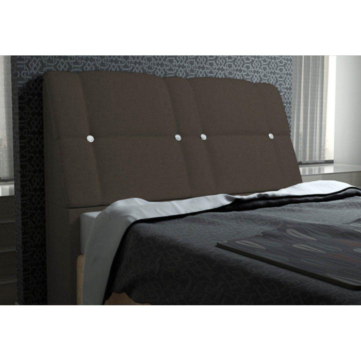 Cabeceira Para Cama Casal Box 140 cm Itália - JS Móveis