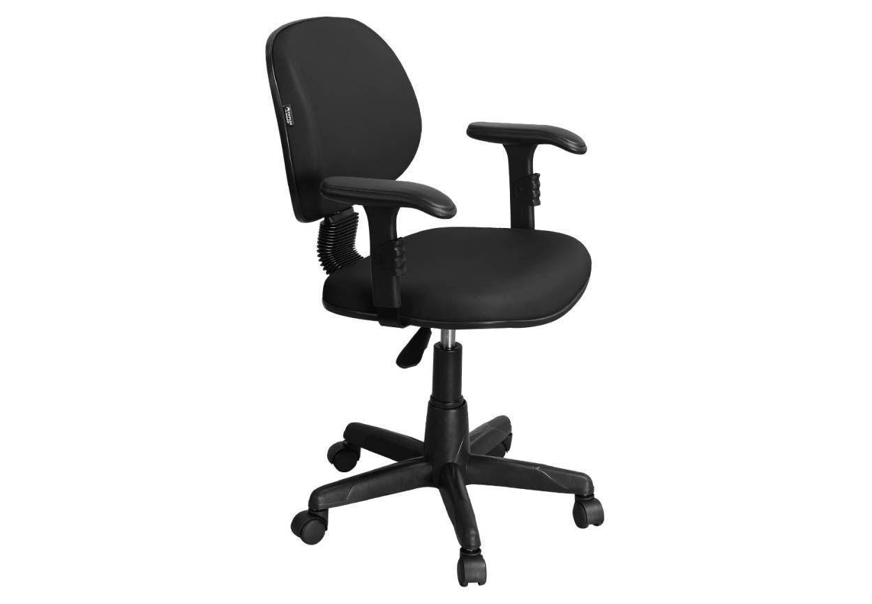 Cadeira de Escritório Executiva CE-01BPBT Giratória - Pethiflex