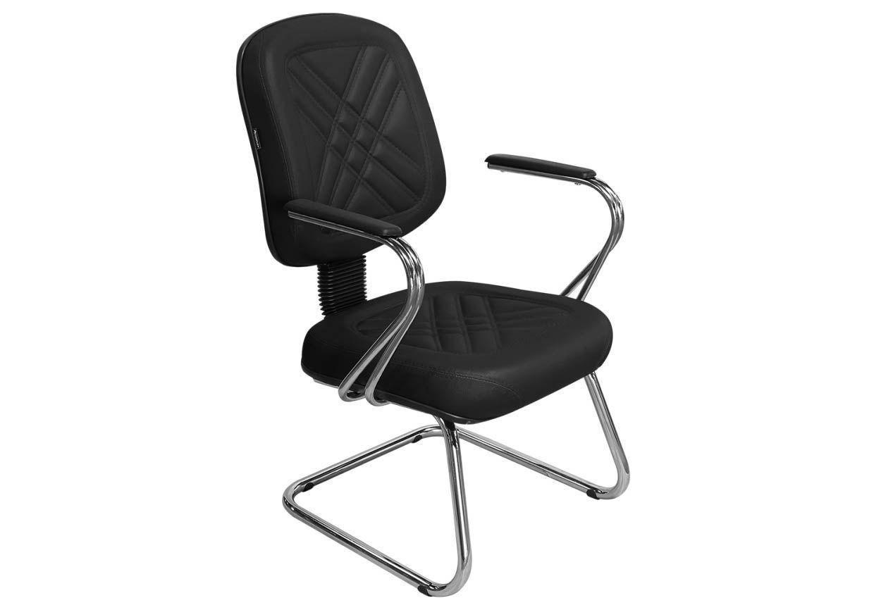 Cadeira de Escritório Cromos PD03 Diretor Fixa - Pethiflex