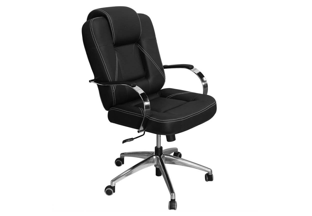 Cadeira de Escritório Presidente  Mônaco Giratória - Pethiflex