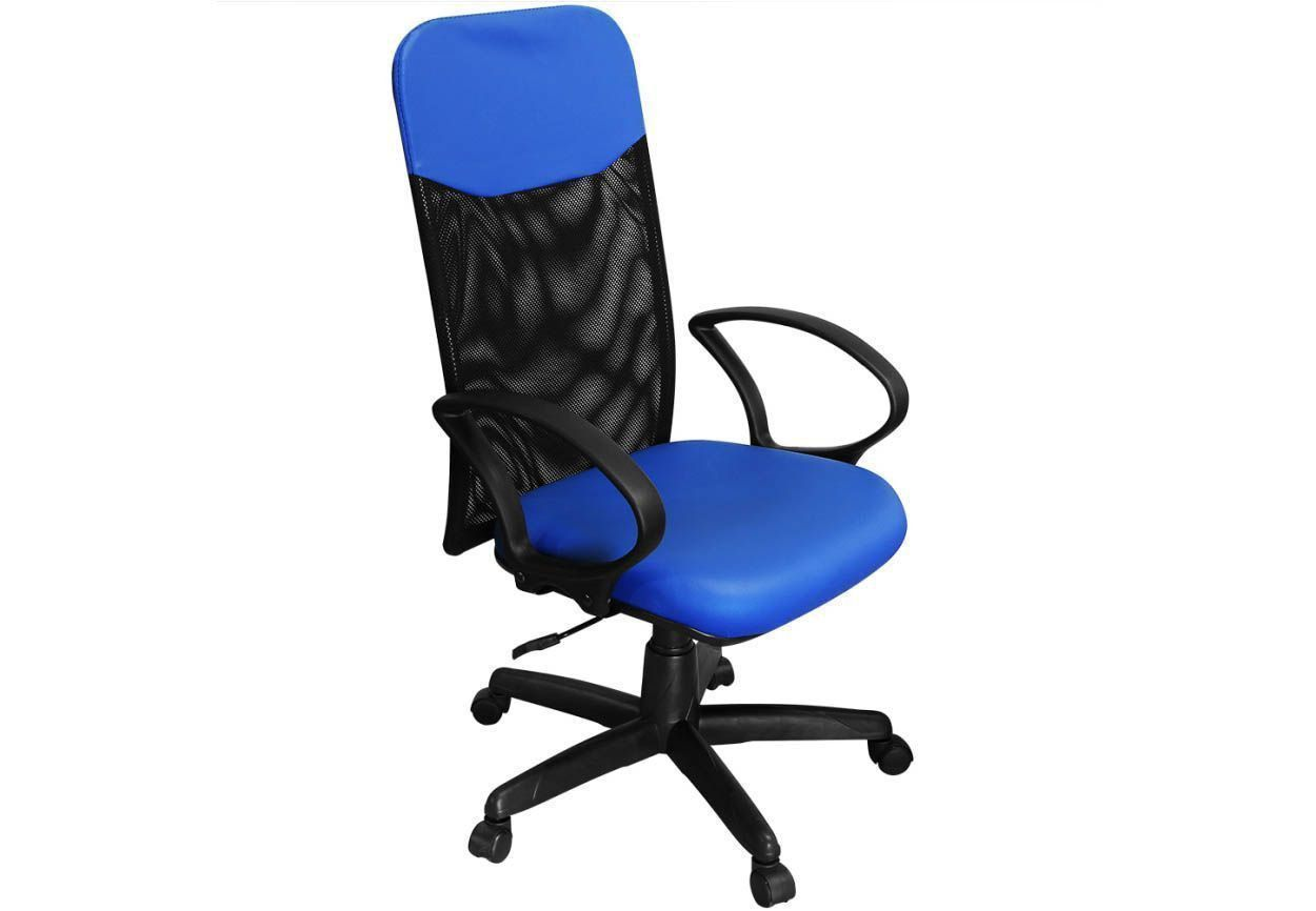Cadeira de Escritório Presidente PP-04GTBP Giratória - Pethiflex