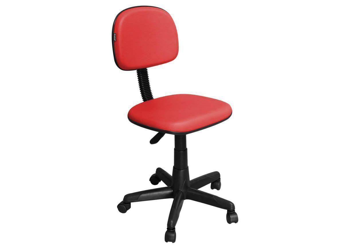 Cadeira de Escritório Secretária CS-02 Giratória - Pethiflex