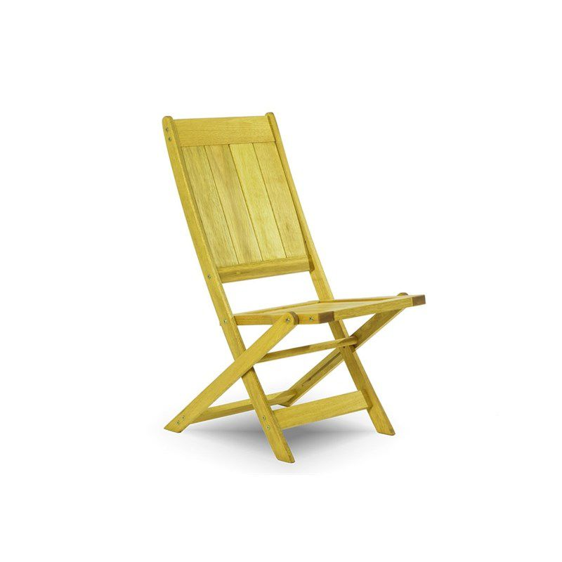 Cadeira Dobrável Acqualung sem Braços - Mão & Formão