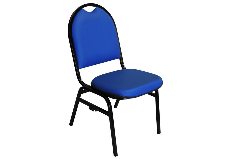 Cadeira Hoteleira Auditório Hotel Empilhável Fixa - Pethiflex