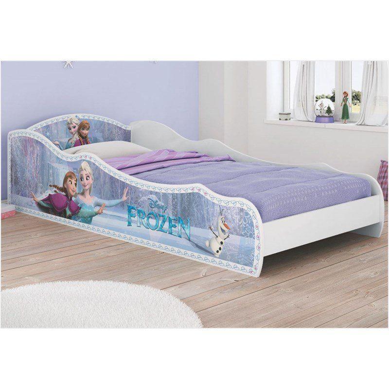 f17b69944c Cama Infantil Frozen Disney Plus - Pura Magia Camas Pura Magia ...