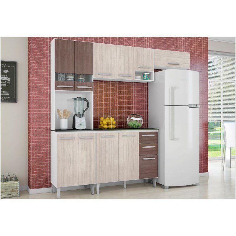 Cozinha Modulada Isadora - Poquema