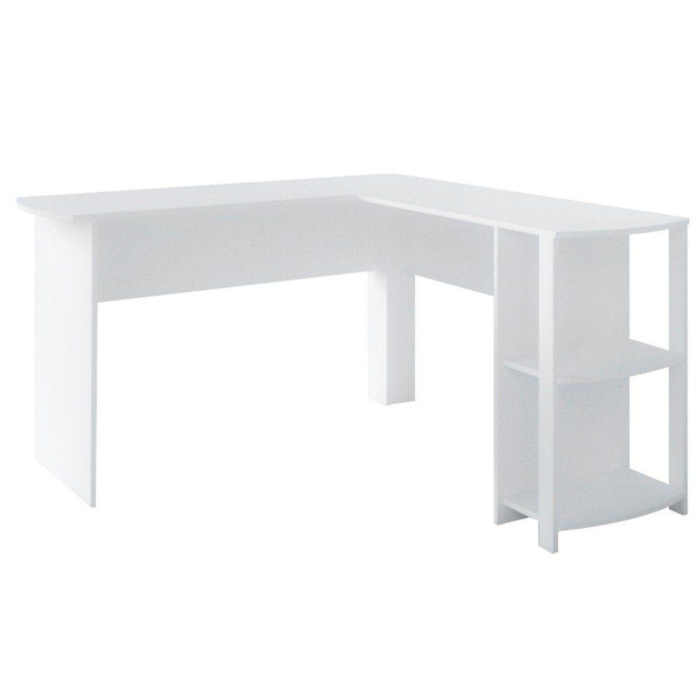 Mesa para Computador Escrivaninha Luma Web com Prateleiras - Artany