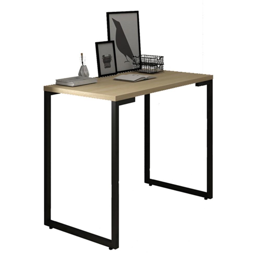 Mesa Para Computador Escrivaninha Porto 90cm Nature - Fit Mobel