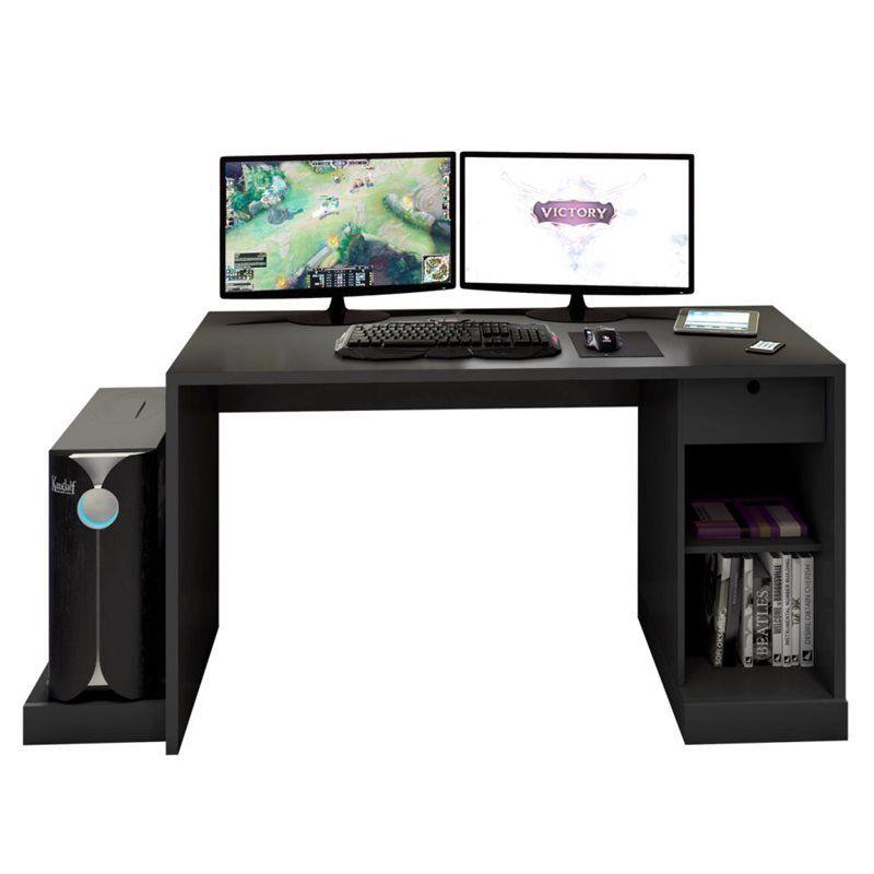 Mesa para Computador Notebook Desk Game DRX 3000 - Móveis Leão