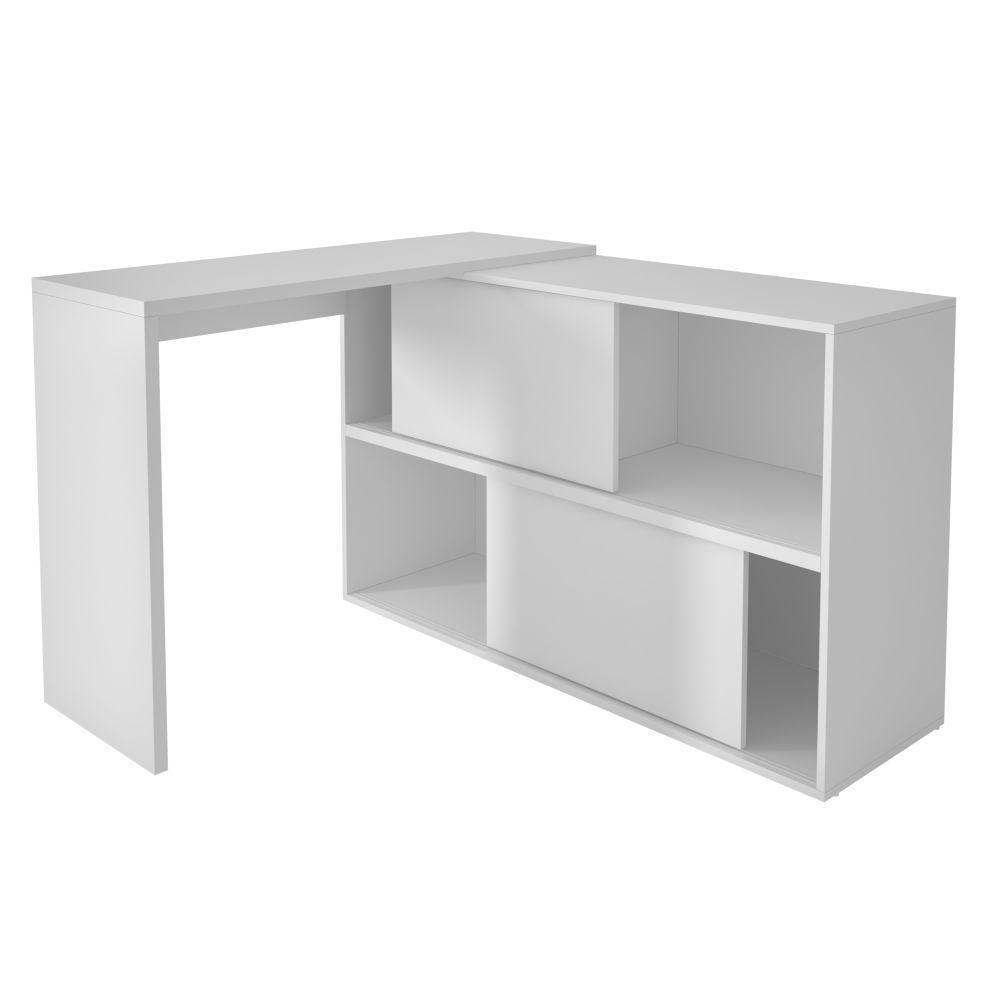 Mesa para Computador Notebook Escrivaninha 2 Portas BC44 - BRV