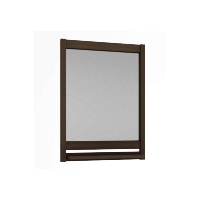 Moldura com Espelho Aquiles Nogueira - Mão & Formão