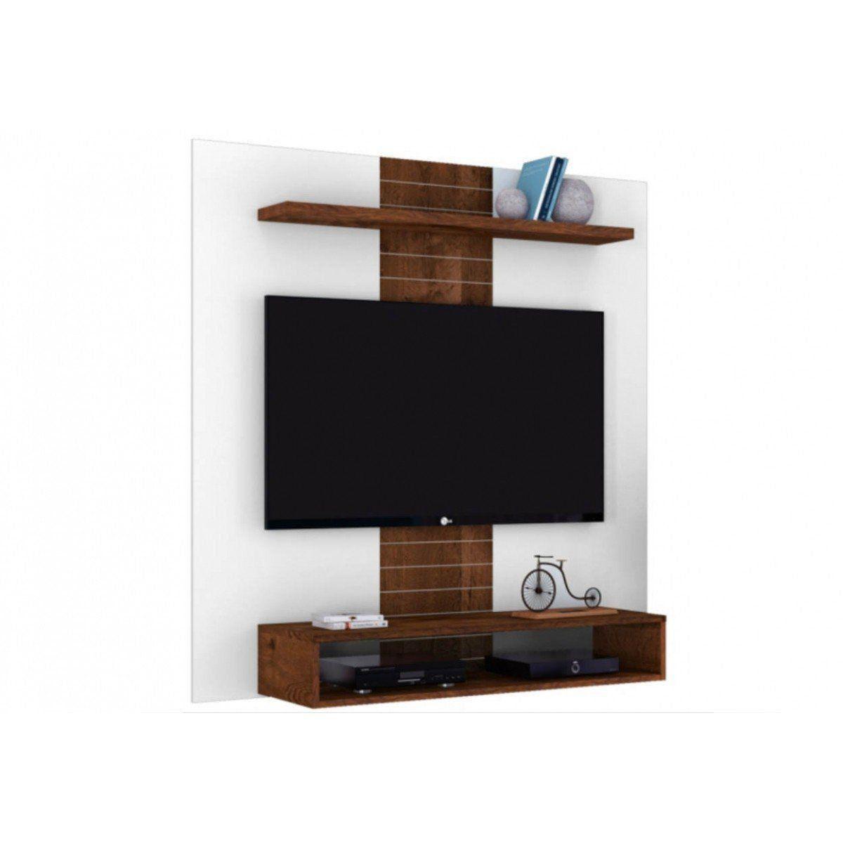 Painel Bancada Suspensa Smart para TV até 47 Polegadas - Dj Móveis