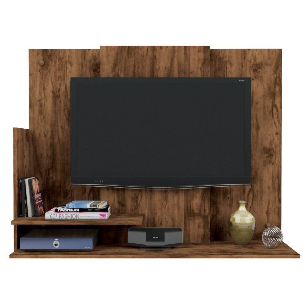 Painel com Bancada para TV Adapt - Caemmun