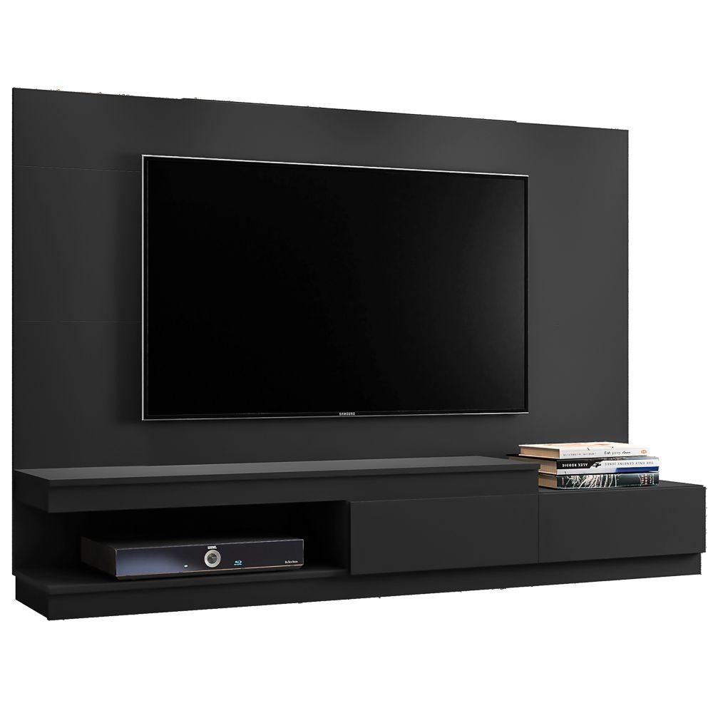 Painel Home Suspenso para TV de até 55 Polegadas 1.8 Marselha - Móveis Leão