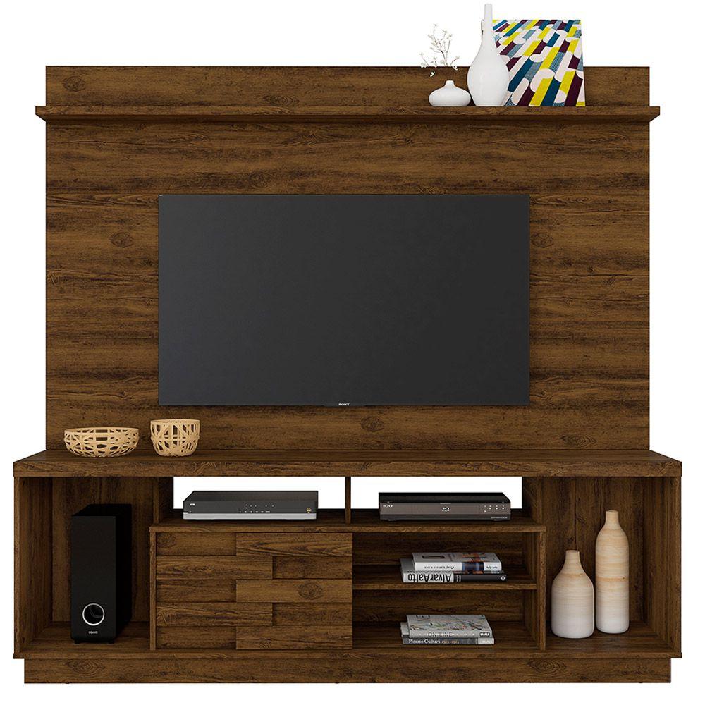 Painel para Tv até 60 Polegadas Lorenzo com Bancada Adria - Madetec