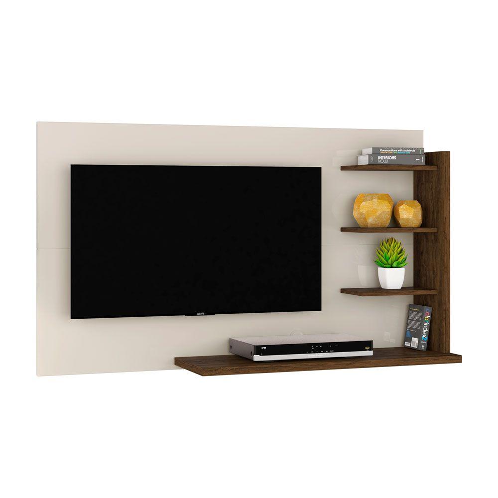 Painel para TV Plasma, LCD e LED Bancada Suspensa Júlia - Madetec