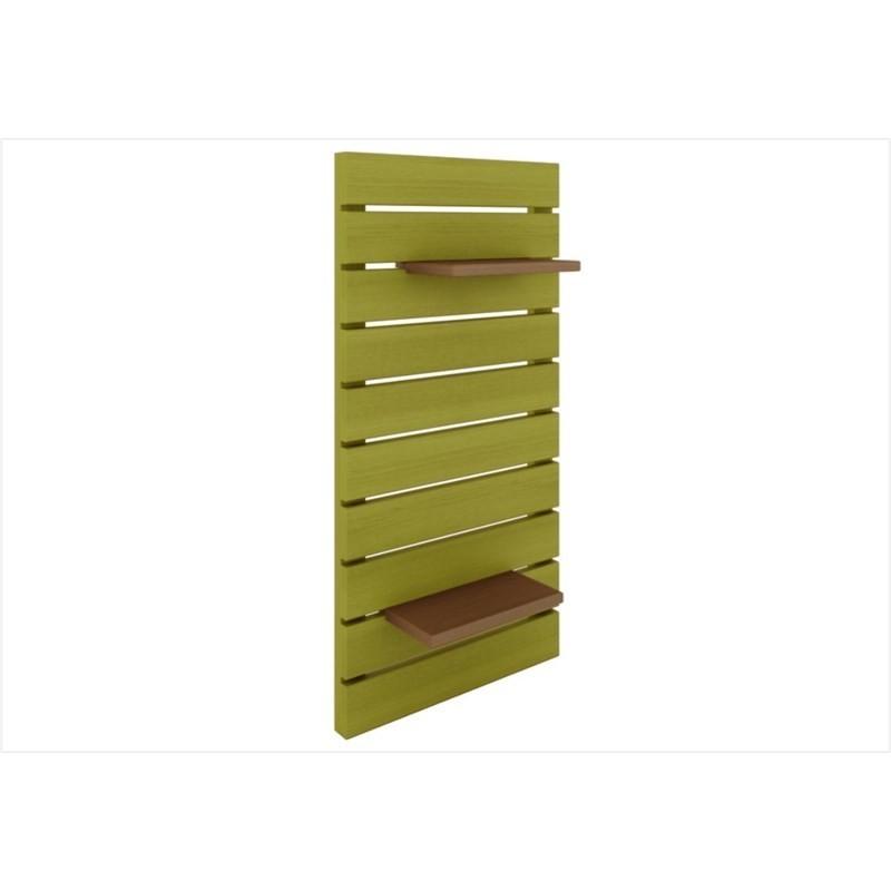 Painel Vertical Componível Stain Amarelo - Mão & Formão