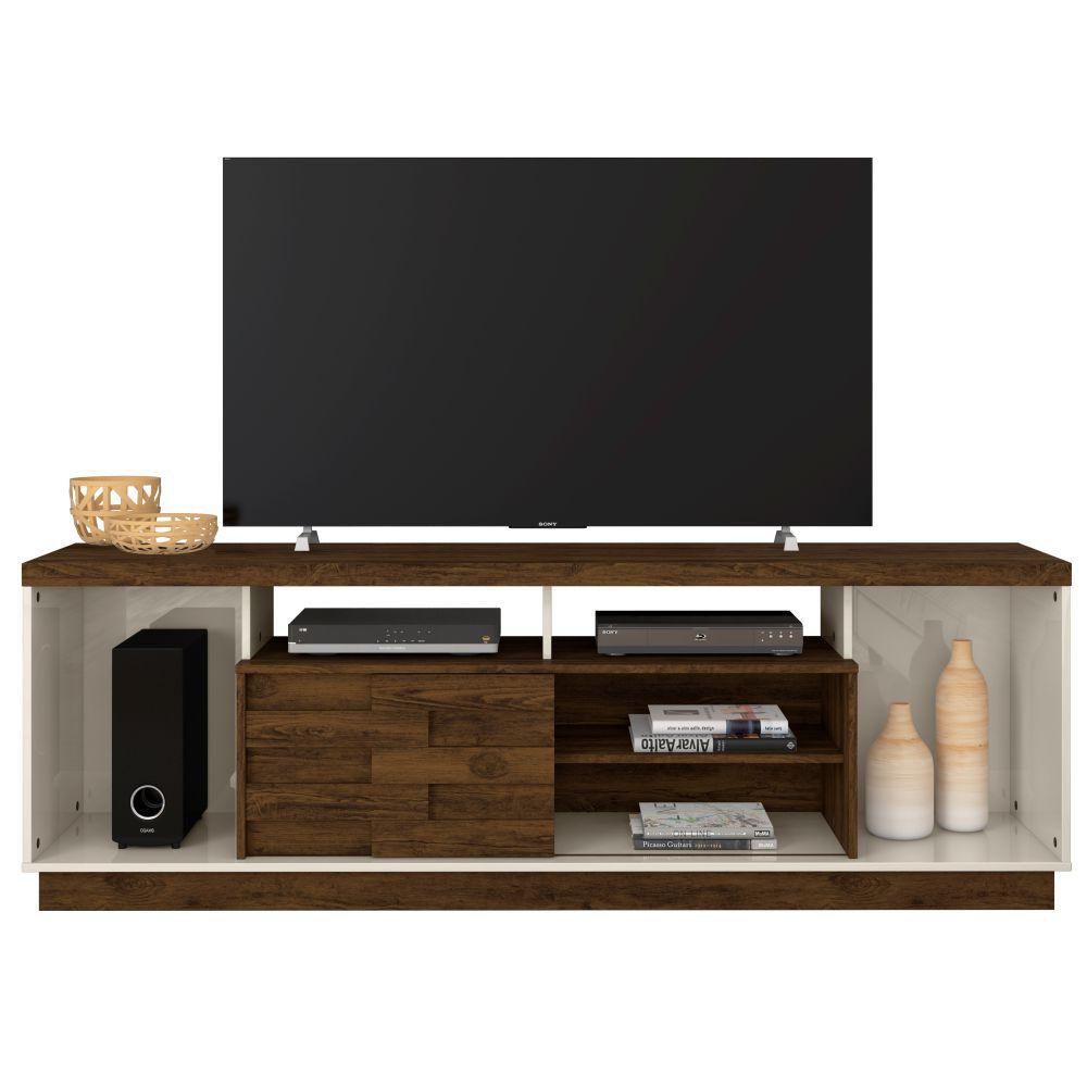 Rack Bancada Adria para TV até 65 Pol. 1 Porta - Madetec