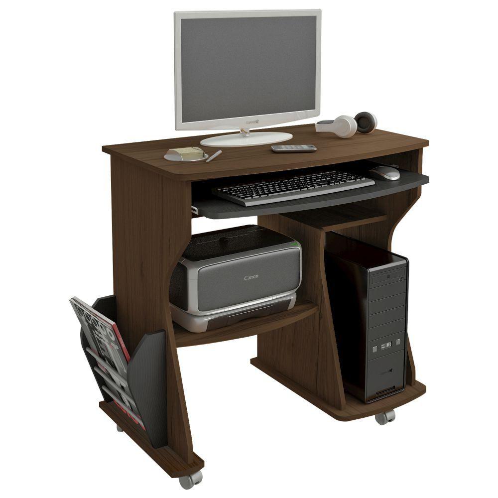 Rack para Computador 160 com Rodízios - Artely