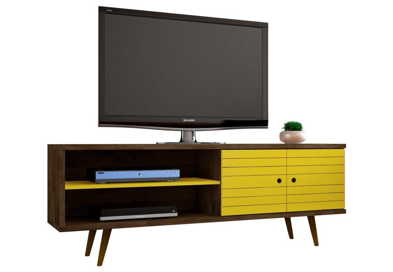 Rack para TV até 60 Polegadas Onix 160 cm 02 Portas - Bechara
