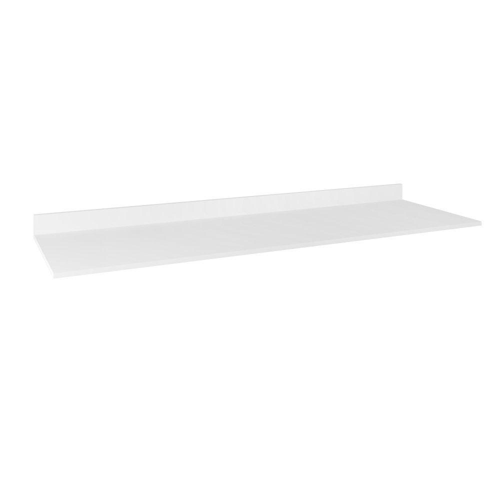 Tampo 160cm MDP para Balcão de Cozinha - Lumil Móveis