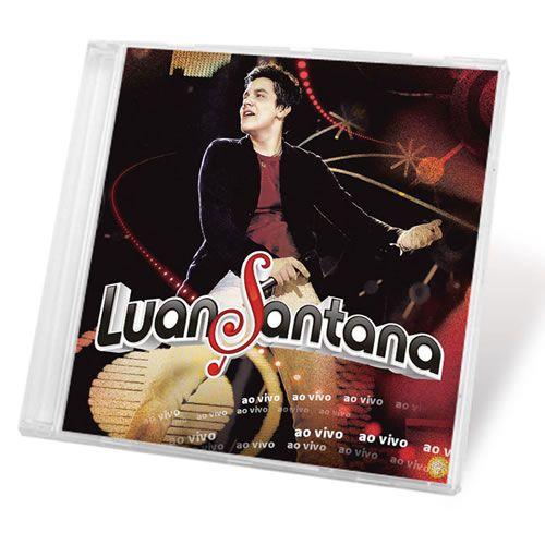 CD Luan Santana Ao Vivo