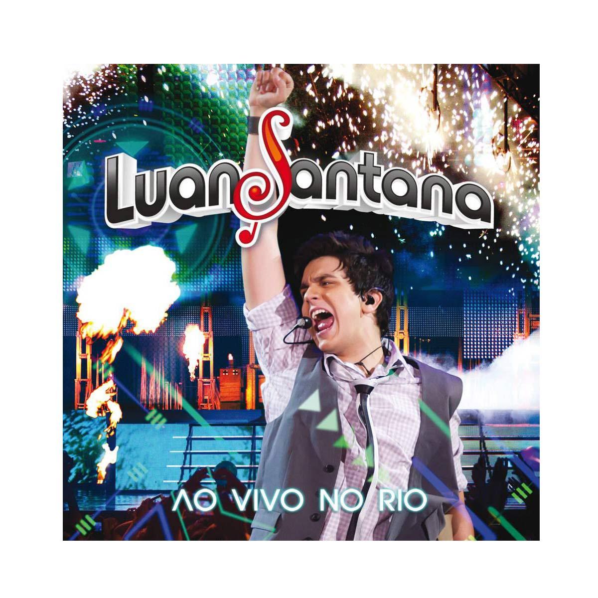 CD Luan Santana Ao Vivo No Rio