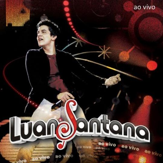 Álbum Luan Santana - Ao Vivo