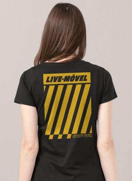 Camiseta Feminina Luan Santana Live-Móvel Project