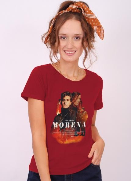 Camiseta Feminina Luan Santana Morena