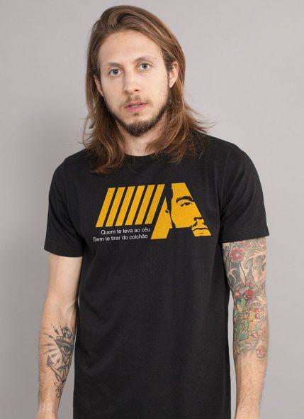 Camiseta Masculina Luan Santana