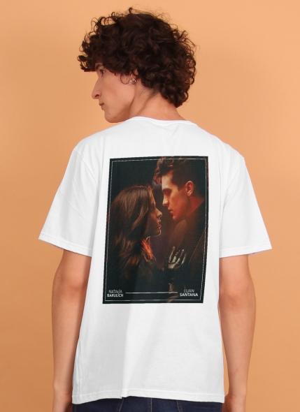 Camiseta Masculina Luan Santana Beijo da Morena