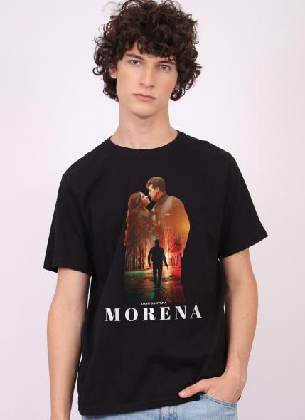 Camiseta Masculina Luan Santana Ela Rouba a Cena