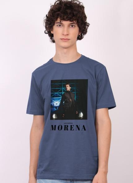 Camiseta Masculina Luan Santana Lembro da Morena