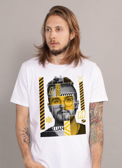 Camiseta Masculina Luan Santana LM